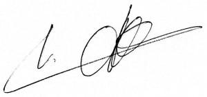 Signature JD
