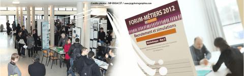 Forum Métiers de l'ENSIACET