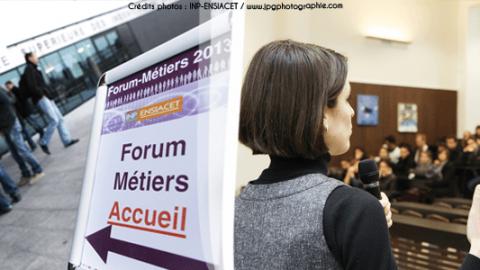 Forum Métiers de l'ENSIACET 2016