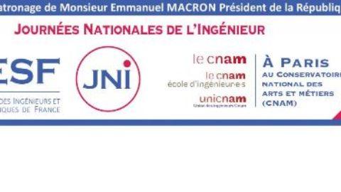 Colloque National #JNI2019|Former à l'innovation pour l'industrie nucléaire