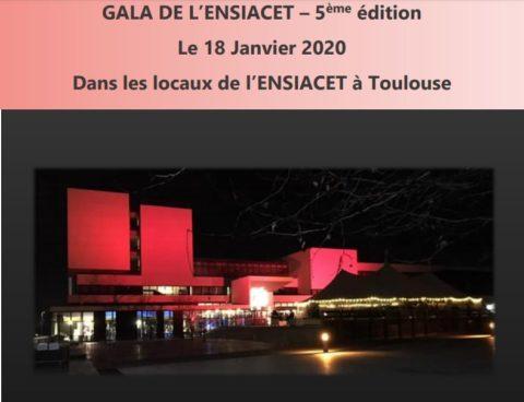 GALA A7 : samedi 18 JANVIER 2020